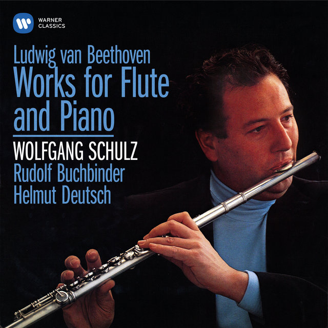 Beethoven: Serenade for Flute and Piano, Op. 41, National Airs with Variations, Op. 105 & 107