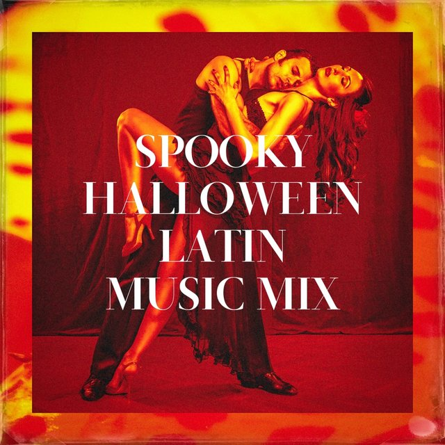 Spooky halloween latin music mix