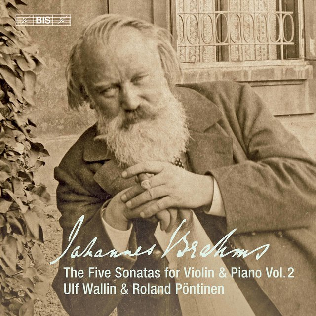 Brahms: Works for Violin & Piano, Vol. 2