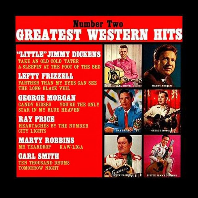 Greatest Western Hits No.2