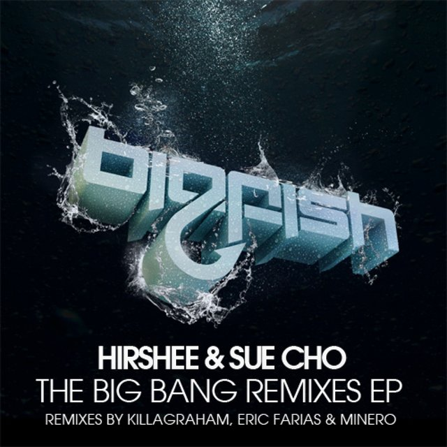 The Big Bang Remixes EP