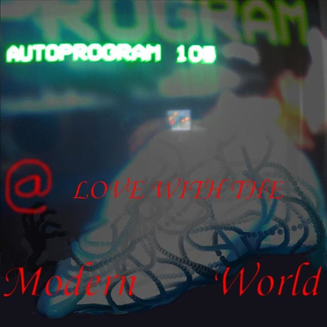 @ Love With The Modern World (disc 1)