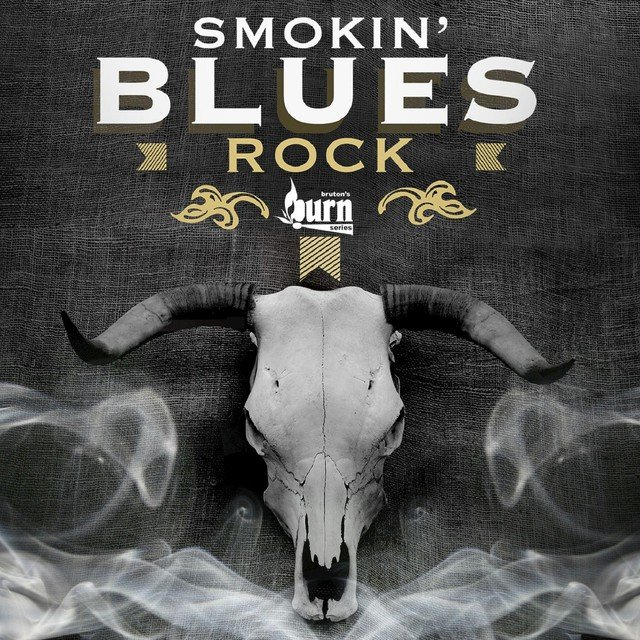 Burn Series: Smokin Blues Rock