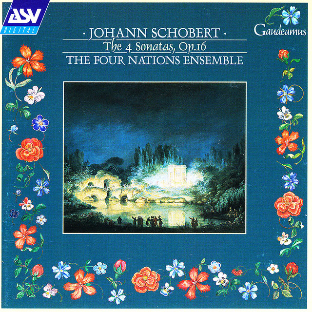Schobert: The 4 Sonatas, Op.16