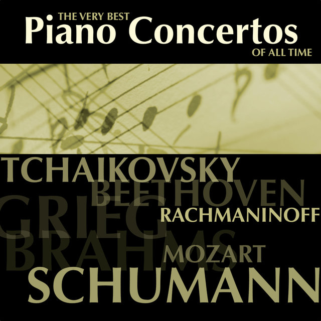 The Very Best Piano Concertos Of All Time