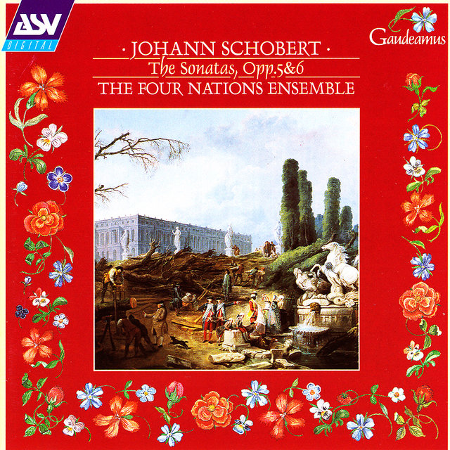 Schobert: The Sonatas, Opp.5 & 6