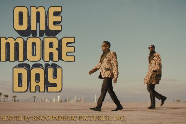 One More Day (feat. Charlie Wilson)
