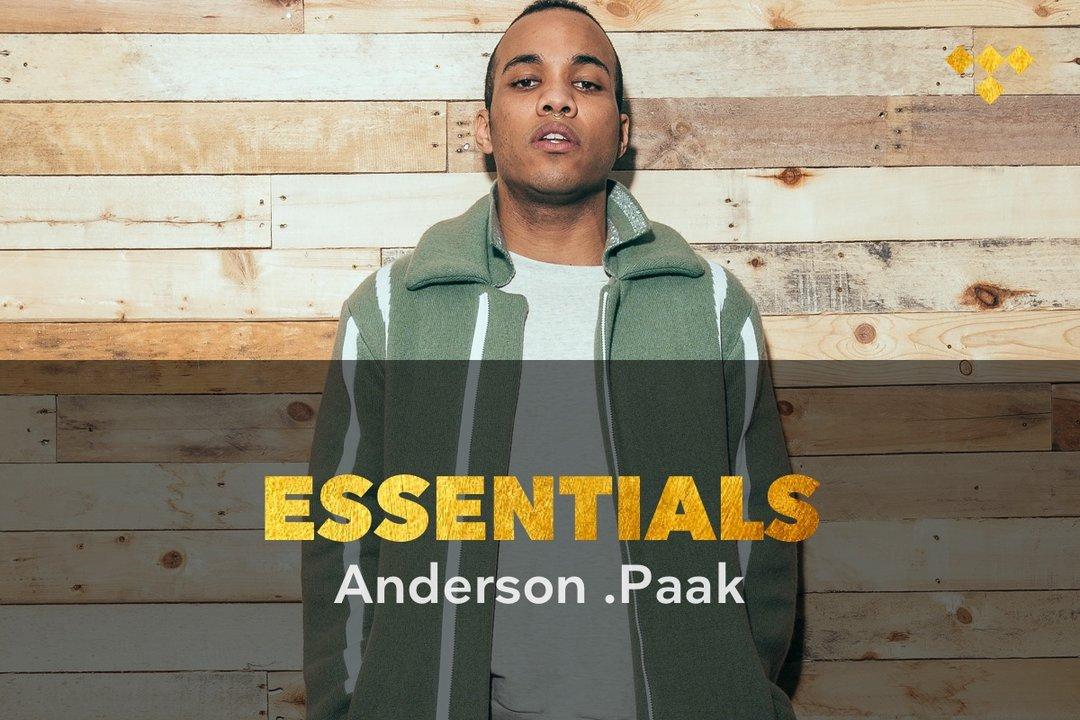 Anderson .Paak Essentials TIDAL