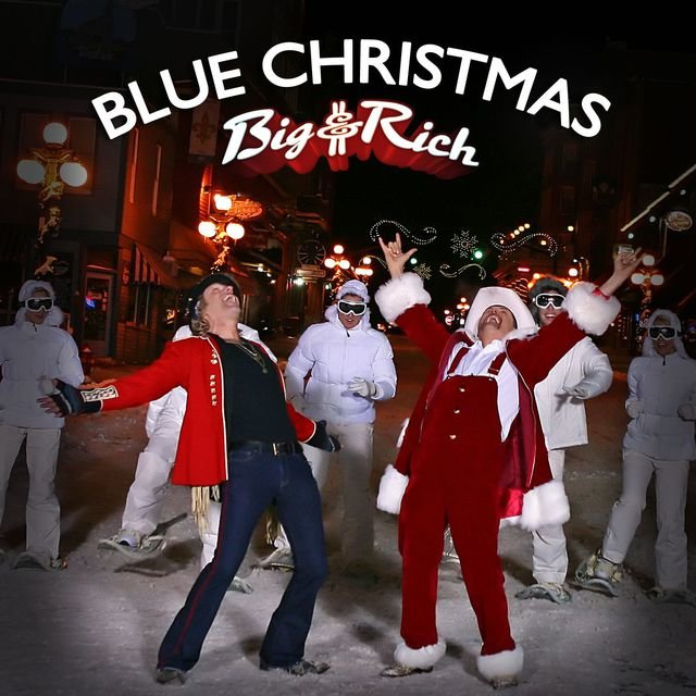 Blue Christmas (Single Version)