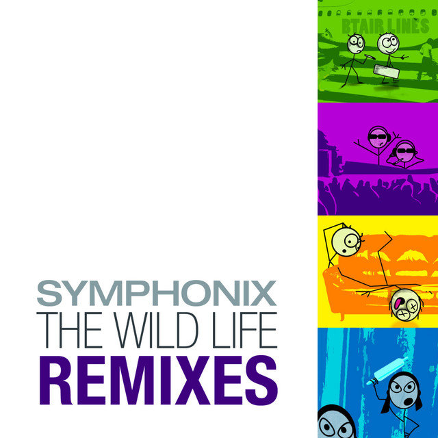 The Wild Life Remixes