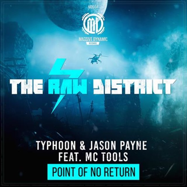 Point of no return (The Raw District) (feat. Mc Tools)