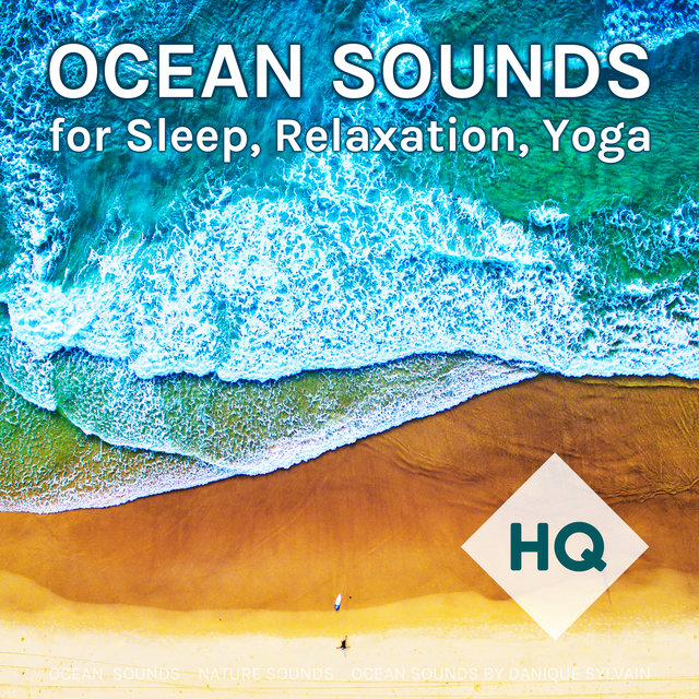 Ocean Sounds for Sleep, Relaxation, Yoga