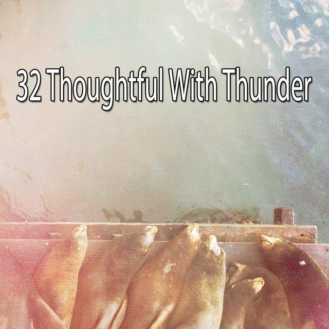 32 Thoughtful with Thunder