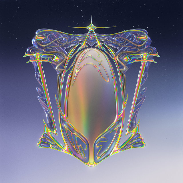 Cover art for album A View of U by Machinedrum