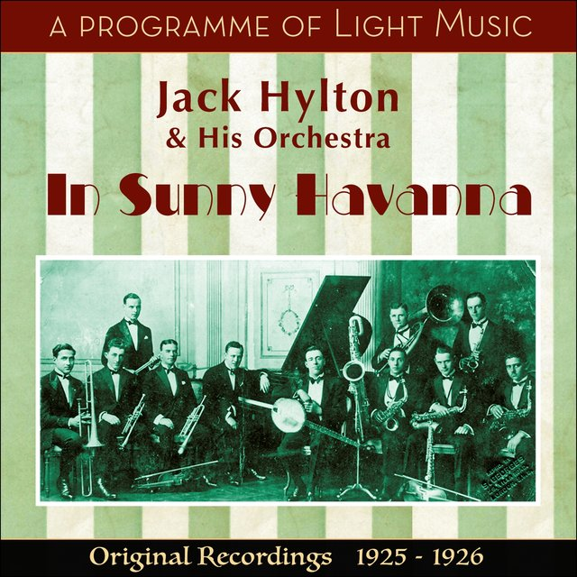 In Sunny Havanna - A Programme of Light Music
