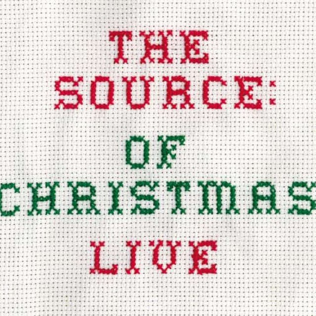 The Source of Christmas - Live
