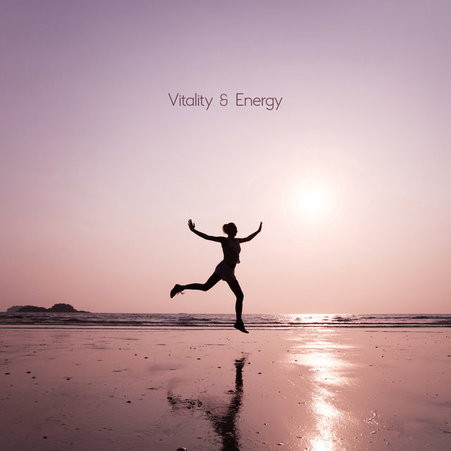Vitality & Energy - Serenity Spa Music Relaxation