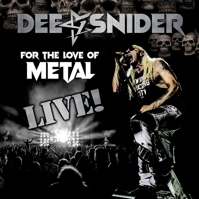 For the Love of Metal (Live)