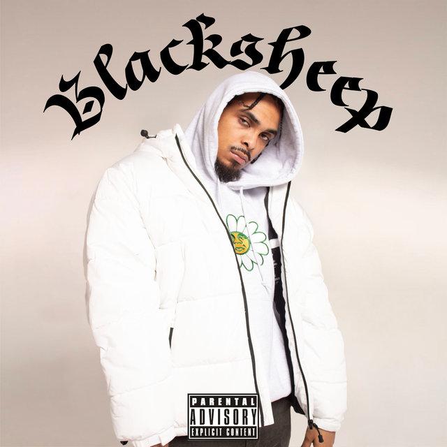 Cover art for album BLACKSHEEP by LUCKY