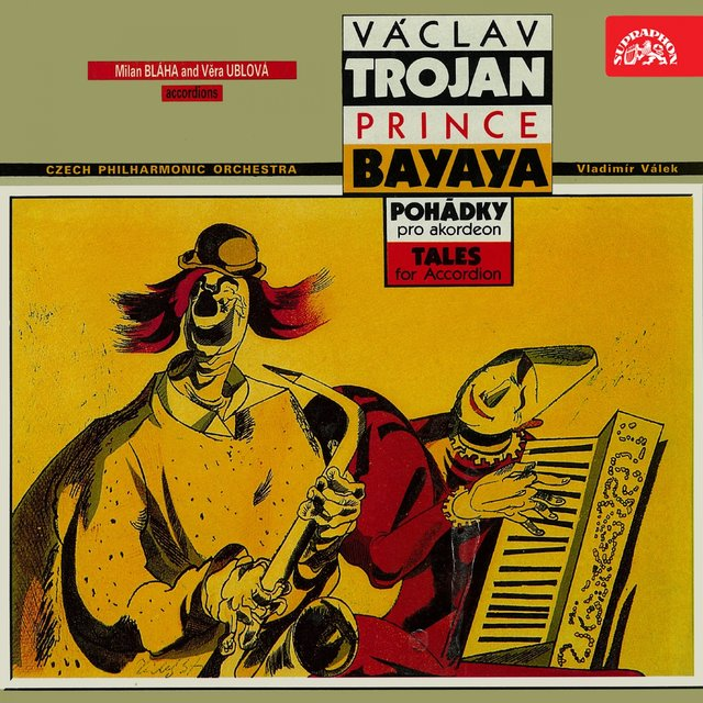 Trojan: Prince Bayaya, Tales for Accordion and Orchestra