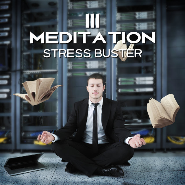 111 Meditation Stress Buster: Soothing Songs for Relax Body and Mind, Inner Peace, Mindfulness Meditation, Stress Management, Positive Thinking