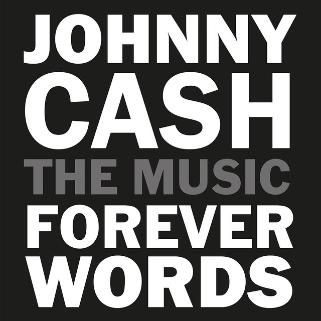 Cover art for album Johnny Cash: Forever Words Expanded by Johnny Cash