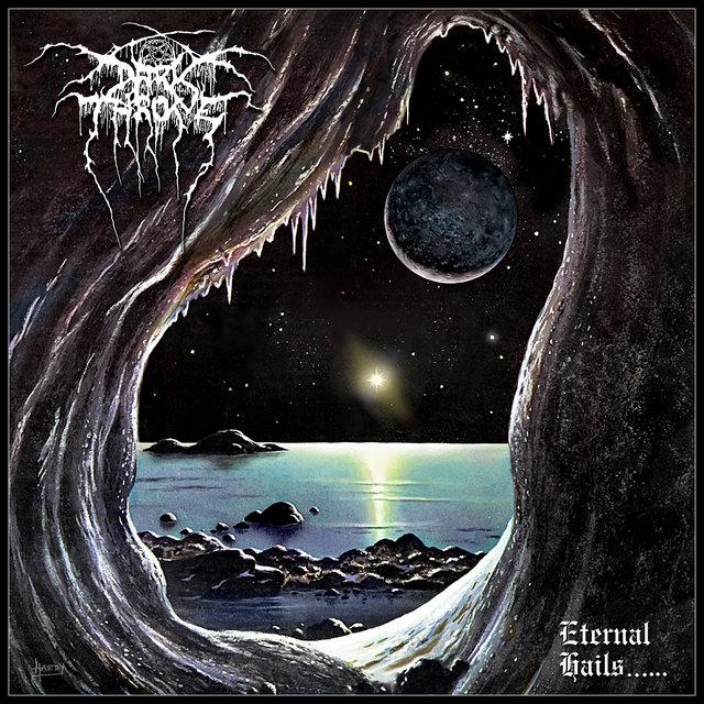 Cover art for album Eternal Hails...... by Darkthrone