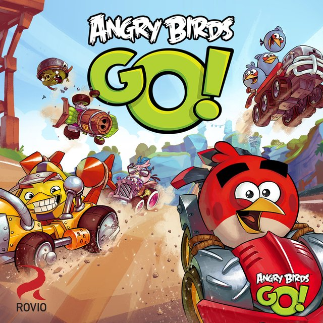 Angry Birds Go! (Original Game Soundtrack)