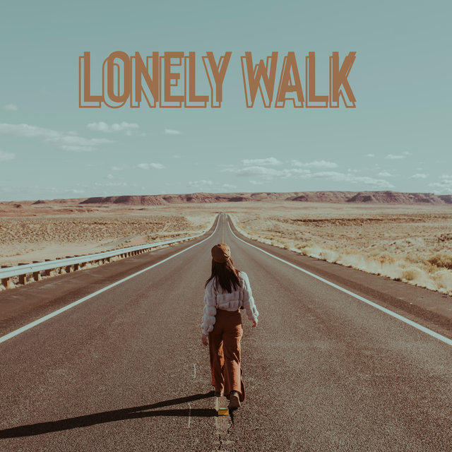 Lonely Walk – Smooth Background Jazz Music
