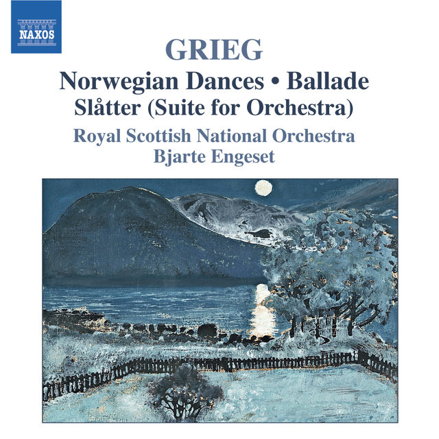Grieg: Orchestral Music, Vol. 2 - Orchestrated Piano Pieces