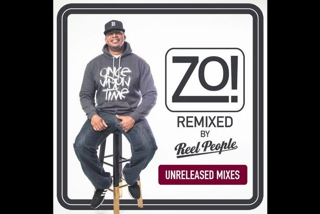 Zo! Ft. Tamisha Waden - Steal My Joy (Reel People Reprise)
