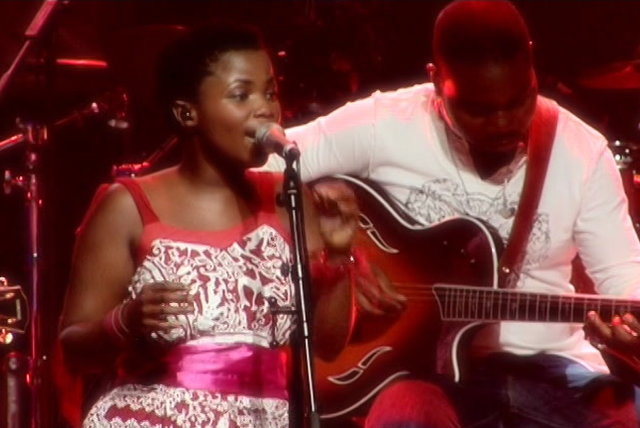 Crimson Smile (Live in Johannesburg at the Sandton Convention Centre, 2008)