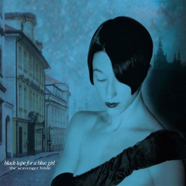 Cover art for album The Scavenger Bride by Black Tape For A Blue Girl
