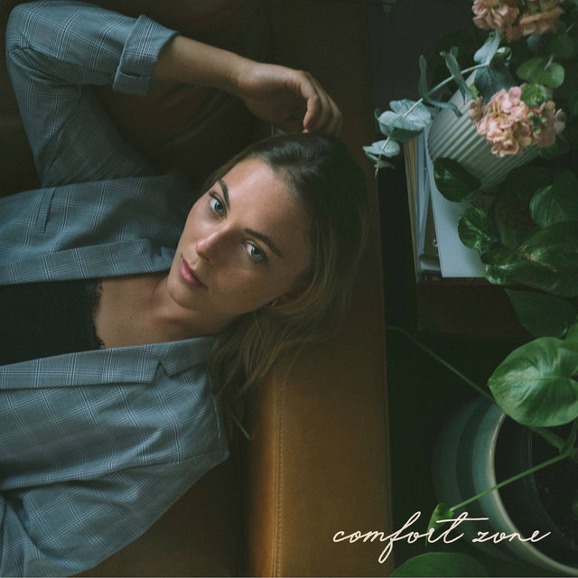 Cover art for album Comfort Zone by Marie Lang