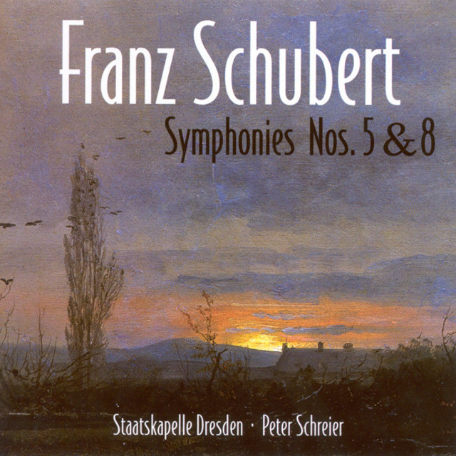 SCHUBERT, F.: Symphonies Nos. 5 and 8,