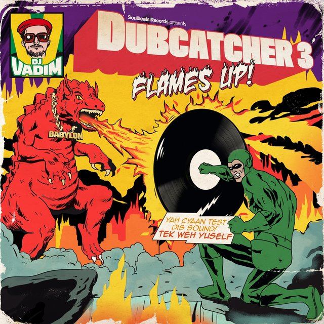 Dubcatcher, Vol. 3