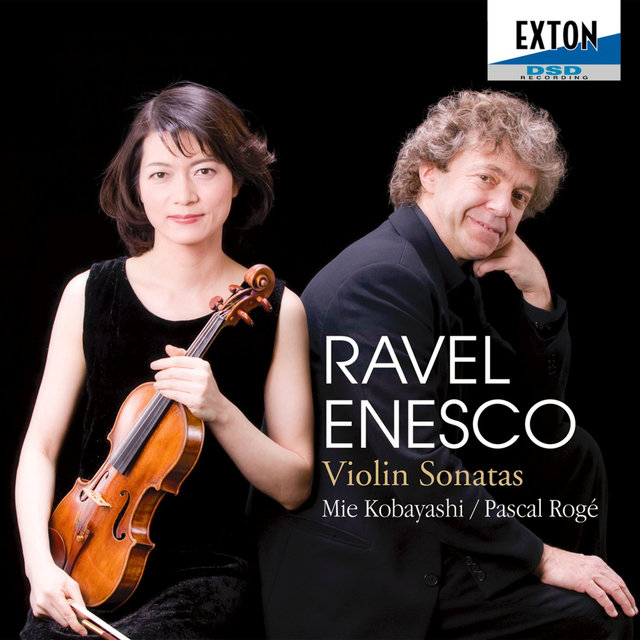 Ravel & Enesco: Violin Sonatas