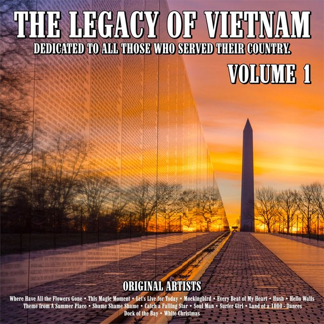 The Legacy of Vietnam : Dedicated To All Those Who Served Their Country.Volume 1