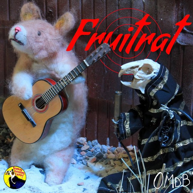 Cover art for album Fruitrat by One Million Dollar Band