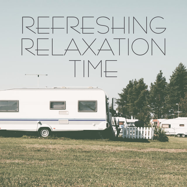 Refreshing Relaxation Time - Mesmerizing Sounds of Nature and Piano which are Great as a Background to Rest After a Stressful Day at Work and School