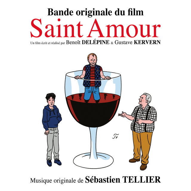 Saint Amour (Bande originale du film)