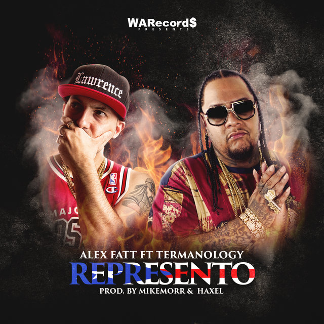 Represento (feat. Termanology)