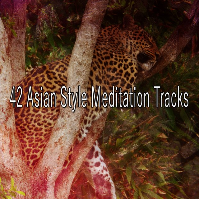 42 Asian Style Meditation Tracks