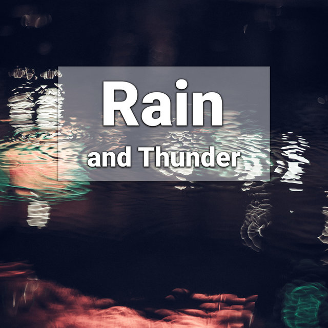 The best rain and thunder to sleep with