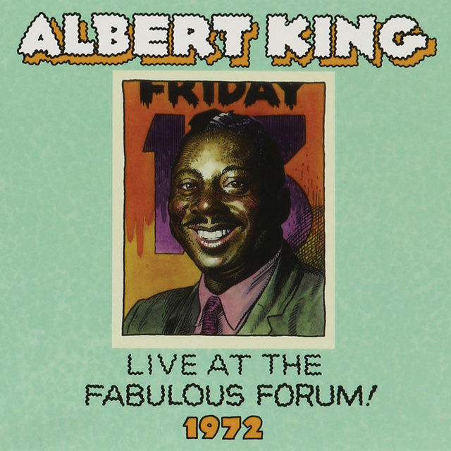 Live From the Fabulous Forum 1972