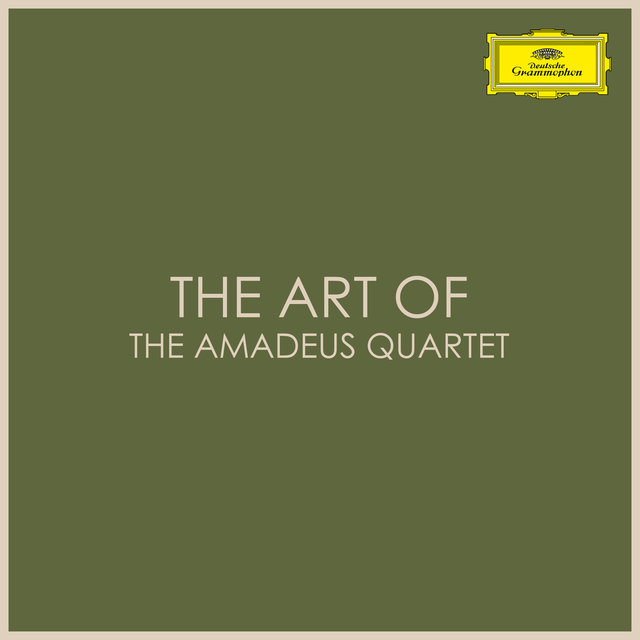 The Art of the Amadeus Quartet