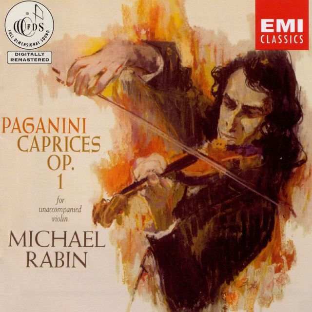 FDS - 24 Caprices For Solo Violin, Op. 1