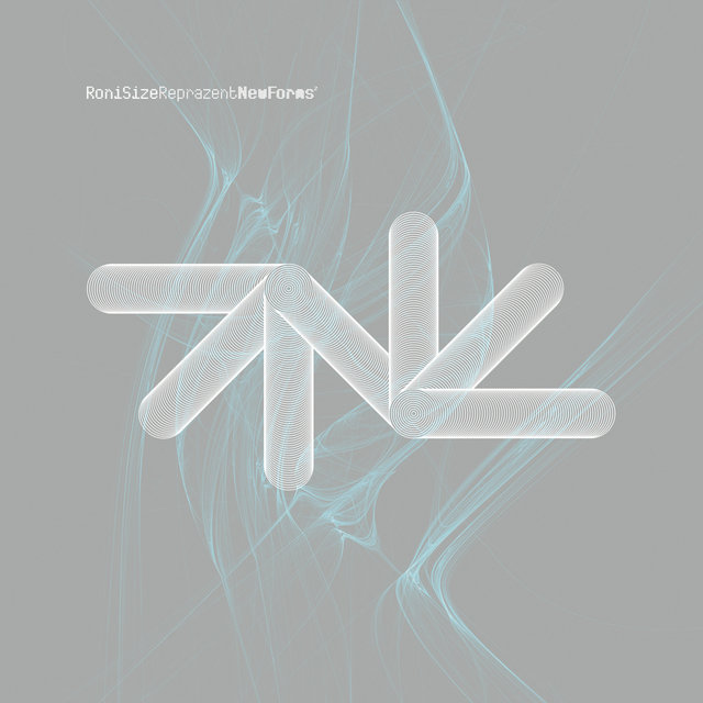 Roni Size Reprazent - New Forms2 (Ronisizenewforms Store Exclusive)