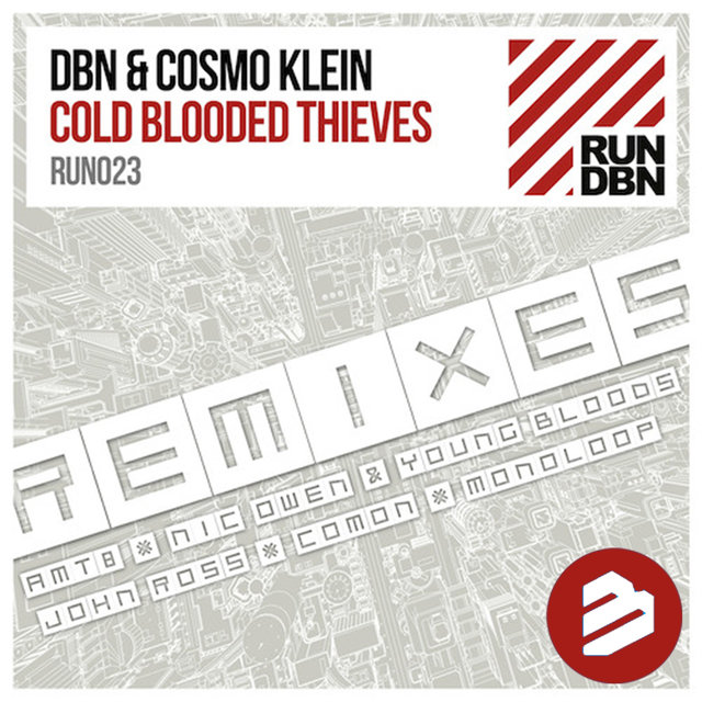 Cold Blooded Thieves(Remixes)