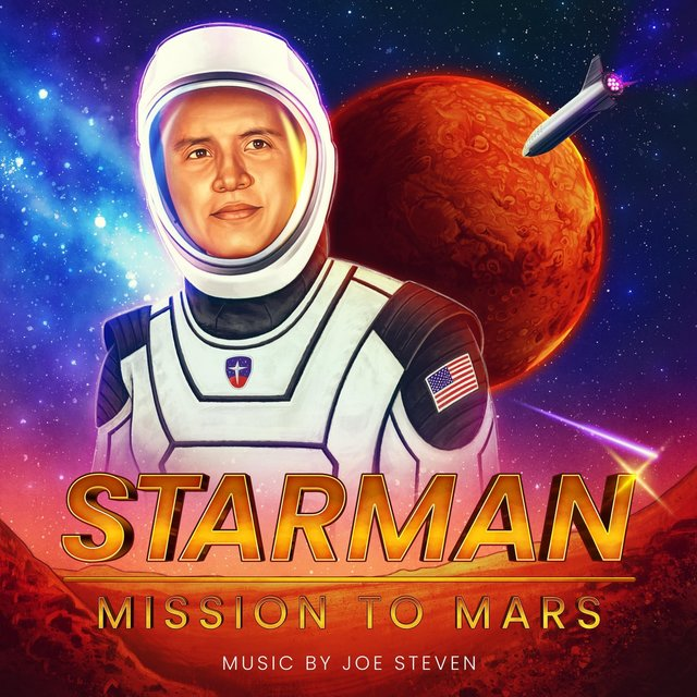 Starman: Mission to Mars